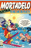Mortadelo Extra (Grapa) #1