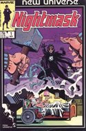 Nightmask (Comic-book.) #1