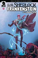 Sherlock Frankenstein and the Legion of Evil (Comic-book) #4