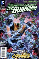 Green Lantern New Guardians (2011-2015) (2011 - 2015) Grapa #8