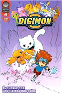 Digimon digital monsters #9
