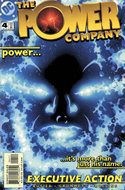 The Power Company (Comic Book) #4