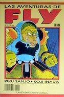 Las aventuras de Fly (Grapa, 52 páginas (1993-1996)) #8