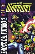 The New Warriors vol. 3 (1996-1997) (Grapa. 17x26. 24 páginas. Color.) #8