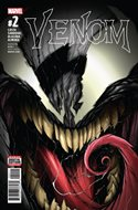 Venom (2016-2018) (Comic-book) #2