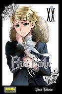 Black Butler (Rústica con sobrecubierta) #20