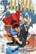 Batman / Superman (2013-2016 Variant Cover) (Comic Book) #2