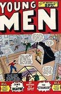 Cowboy Romances / Young Men (Comic Book 48 pp) #5