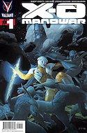 X-O Manowar (2012) (Comic-Book) #1
