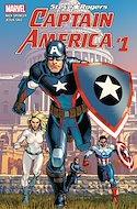 Captain America: Steve Rogers (Comic Book) #1