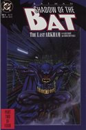 Batman: Shadow of the Bat (Comic book) #2