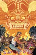 Big Trouble in Little China: Old Man Jack (Grapa) #10