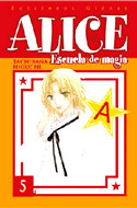 Alice. Escuela de magia (Rústica con sobrecubierta) #5