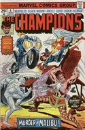 The Champions Vol. 1 (1975-1978) (Comic Book) #4