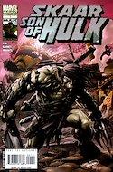 Skaar: Son of Hulk (grapa) #1