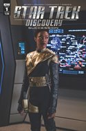 Star Trek: Discovery - Succession (Variant Cover) (Comic Book) #1