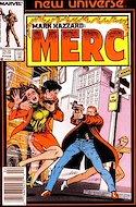 Mark Hazzard Merc (Comic-book.) #4