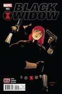 Black Widow Vol. 6 (Comic Book) #2