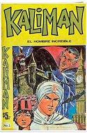 Kalimán, el hombre increíble (Grapa) #1