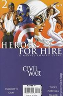 Heroes for Hire Vol. 2 (2006-2007) (Comic-Book) #2