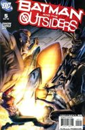 Batman and the Outsiders Vol. 2 / The Outsiders Vol. 4 (2007-2011) (Comic Book) #5