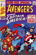 The Avengers Annual Vol. 1 (1963-1996) (Comic Book) #3