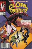 Cloak and Dagger Vol. 3 (1988-1991) (Comic-book.) #7