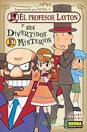 El profesor Layton y sus divertidos misterios (Rústica con sobrecubierta) #3