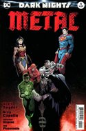 Dark Nights: Metal (Variant Covers) (Comic Book) #1.6