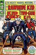 Mighty Marvel Western Vol 1 (Comic-book.) #1
