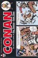 Conan. Los daily-strip comics (1989) (Grapa. 17x26 apaisado. 48 páginas. B/N.) #6
