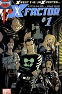 X-Factor Vol. 3 (Saddle-stitched) #1