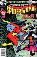 Spider-Woman (Vol. 1 1978-1983) (Comic Book) #9