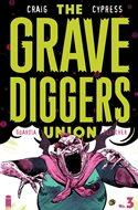 The Gravediggers Union (Comic-book) #3