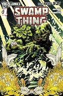 Swamp Thing vol. 5 (2011-2015) (Digital) #1