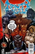 Trinity Angels (Comic Book) #3