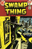 Swamp Thing (1972 1st Series) (Comic Book. 1972 - 1976) #7