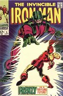 Iron Man Vol. 1 (1968-1996) (Comic book) #5