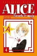 Alice. Escuela de magia (Rústica con sobrecubierta) #4