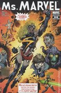 Ms. Marvel Vol. 2 (2006-2010 Variant Cover) (Comic Book) #20