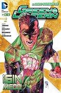 Green Lantern. Nuevo Universo DC / Hal Jordan y los Green Lantern Corps. Renacimiento (Grapa) #4
