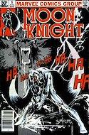 Moon Knight Vol. 1 (1980-1984) (Grapa) #8