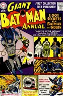 Batman Vol. 1 Annual (1961 - 2011) (Comic Book) #1