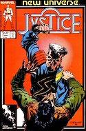 Justice. New Universe (1986) (Grapa.) #7