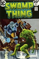 Swamp Thing (1972 1st Series) (Comic Book. 1972 - 1976) #6