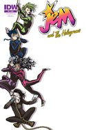Jem and The Holograms (Comic-book) #9
