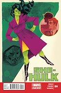 She-Hulk (2014-2015) (Comic-Book) #4
