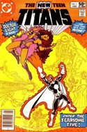 The New Teen Titans / Tales of the Teen Titans Vol. 1 (1980-1988) (Comic book) #3