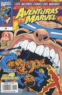 Aventuras Marvel (Grapa. 24 páginas.) #9