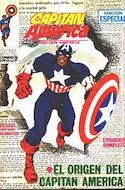 Capitán América Vol. 1 (Rústica. 1969-1974) #3